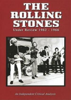 Rent The Rolling Stones: Under Review 1962-1966 Online DVD Rental