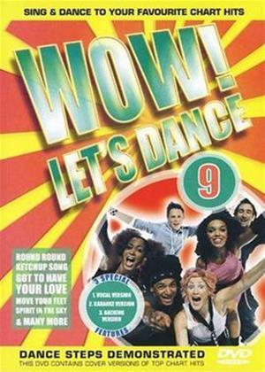 Rent Wow! Let's Dance: Vol.9 Online DVD Rental