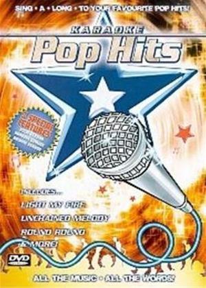 Rent Karaoke: Pop Hits Online DVD Rental