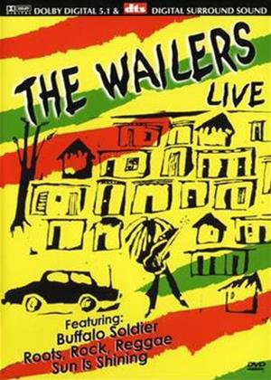 Rent The Wailers: Live in Seattle Online DVD Rental
