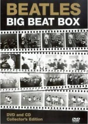 Rent The Beatles: The Big Beat Box Online DVD Rental