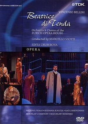 Bellini: Beatrice Di Tenda Online DVD Rental