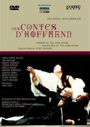 Rent Offenbach: Les Contes D'Hoffmann: Lyon Opera Orchestra Online DVD Rental
