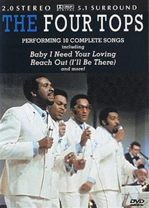 The Four Tops Online DVD Rental