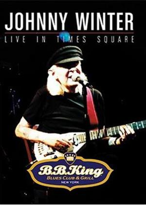 Johnny Winter: Live in Times Square Online DVD Rental
