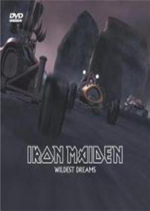 Rent Iron Maiden: Wildest Dreams Online DVD Rental