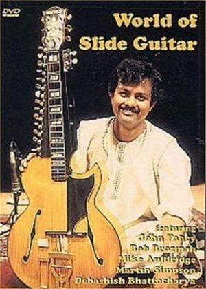 Rent World of Slide Guitar: Vol.1 Online DVD Rental