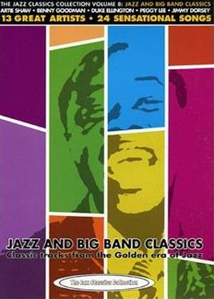Jazz and Big Band Classics Online DVD Rental