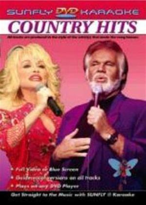 Rent Sunfly Karaoke: Country Hits: Vol.1 Online DVD Rental