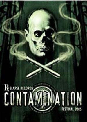 Relapse Records North American Contamination Festival Online DVD Rental