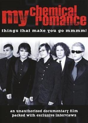 My Chemical Romance: Things That Make You Go Mmm Online DVD Rental