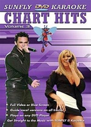 Rent Sunfly Karaoke: Chart Hits: Vol.3 Online DVD Rental