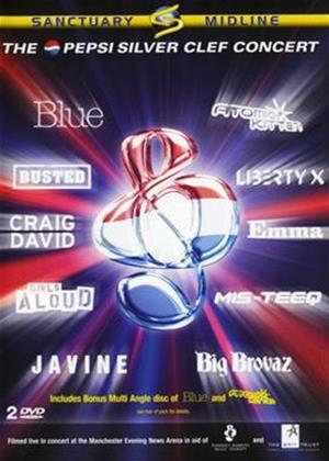 Rent Pepsi Silver Clef Concert Online DVD Rental