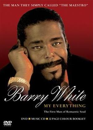 Barry White: My Everything Online DVD Rental