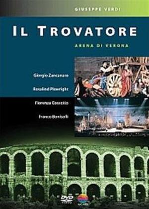 Verdi: Il Trovatore: Arena Di Verona Online DVD Rental
