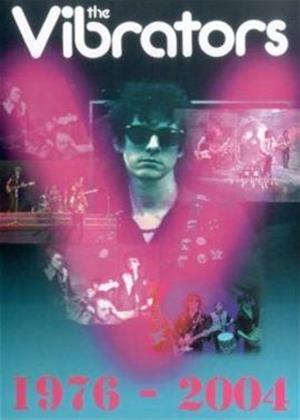 Rent The Vibrators: 1976-2004 Online DVD Rental