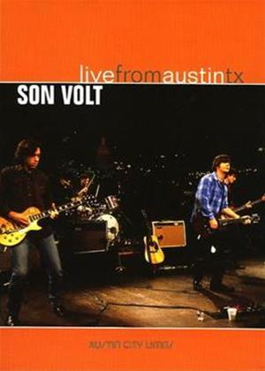 Son Volt: Live from Austin Texas Online DVD Rental