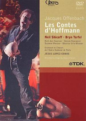 Rent Offenbach: Les Contes D'Hoffmann: Paris National Opera Online DVD Rental