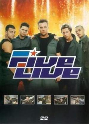 Rent Five: Live Online DVD Rental