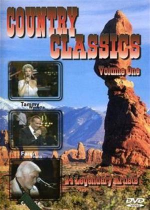 Rent Country Classics: Vol.1 Online DVD Rental