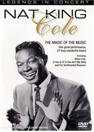 Nat King Cole: Legends in Concert Online DVD Rental