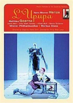 Rent Henze: L'Upupa Und Der Triumph Der Sohnesliebe Online DVD Rental