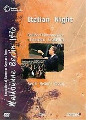 Waldbuhne 1996 Italian Night Online DVD Rental