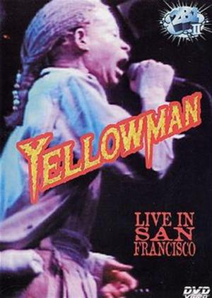 Yellowman: Live in San Francisco Online DVD Rental