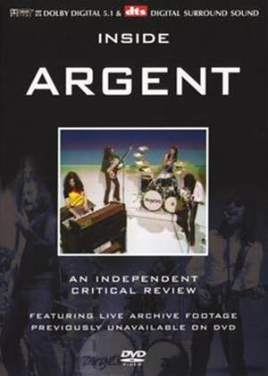 Rent Argent: Inside Argent Online DVD Rental