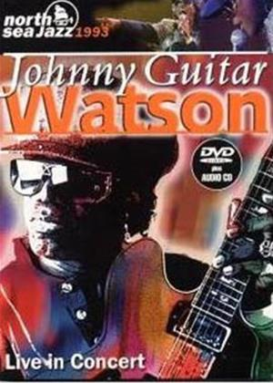 Rent Johnny Guitar Watson: Live: North Sea Jazz Festival Online DVD Rental
