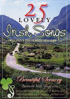Rent 25 Lovely Irish Songs Online DVD Rental
