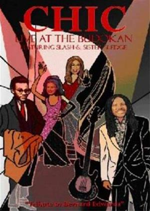Rent Chic: Live at the Budokan Online DVD Rental