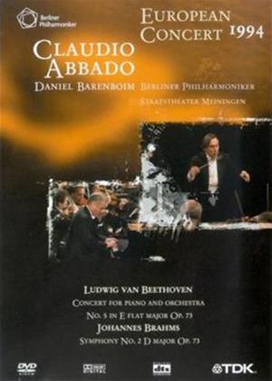 Rent European Concert 1994 Online DVD Rental
