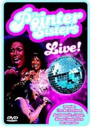 The Pointer Sisters: Live in Concert Online DVD Rental