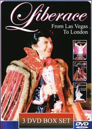 Rent Liberace: From Las Vegas to London Online DVD Rental