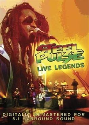 Steel Pulse: Live Legends Online DVD Rental