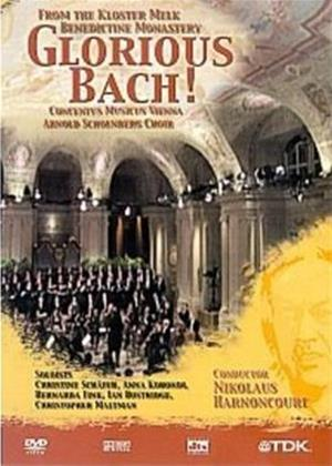 Rent Glorious Bach Online DVD Rental
