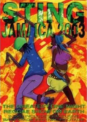 Rent Jamaican Sting: Sting Festival 2003 Online DVD Rental