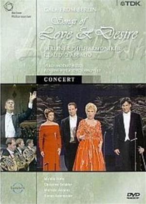 Songs of Love and Desire: Silvesterkonzert 1998 Online DVD Rental
