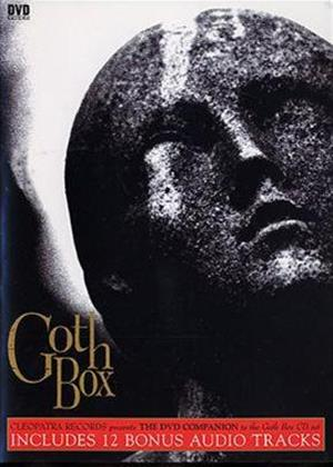 Goth Box: The DVD Companion Online DVD Rental