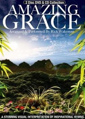 Rent Rick Wakeman: Amazing Grace Online DVD Rental