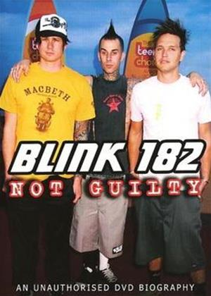 Blink 182: Not Guilty Online DVD Rental