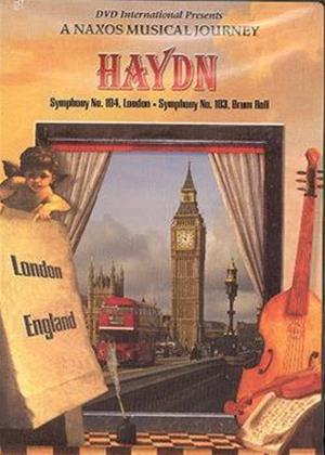 Rent Haydn: Symphony No 103 in E Flat Major: Symphony No 104 in D Major Online DVD Rental