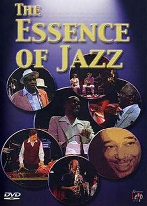 Rent The Essence of Jazz Online DVD Rental