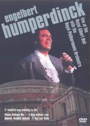 Rent Engelbert Humperdinck: Live at the Royal Albert Hall Online DVD Rental
