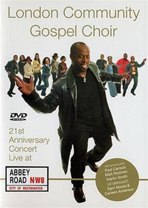London Community Gospel Choir Online DVD Rental