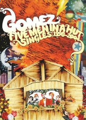 Rent Gomez: Five Men in a Hut Online DVD Rental