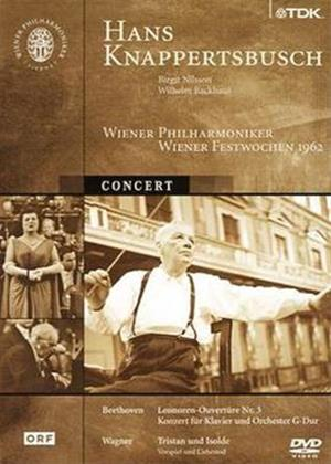 Wiener Festwochen 1962: Wiener Philarmoniker: Hans Knappertsbusch Online DVD Rental