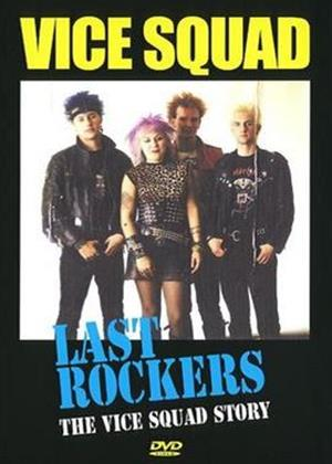 Rent Vice Squad: Last Rockers: The Vice Squad Story Online DVD Rental