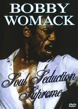 Bobby Womack: Soul Seduction Supreme Online DVD Rental